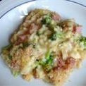 Ham Broccoli Rice and Cheese Casserole recipe