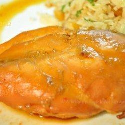 Ww 6 Points Crock Pot Teriyaki Chicken recipe