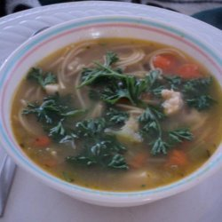 Uncle Bill's Chicken Soup recipe