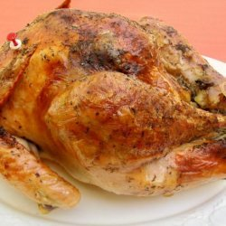 Mouthwatering Herb Roasted Turkey recipe