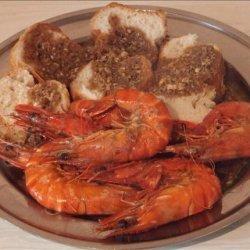 Barbecue Shrimp recipe