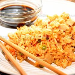 Chinese Take-out Fried Rice recipe