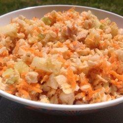 Tuna & Brown Rice Salad recipe