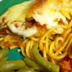 Parmesan Chicken Casserole recipe