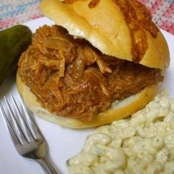 Crock Pot Barbecue Pulled Pork recipe