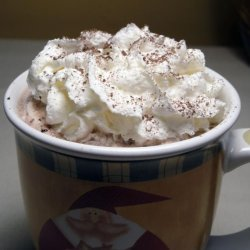 Rich Hot Cocoa for Two With Flavor Variations recipe
