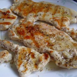 Peppered Chicken Breast recipe