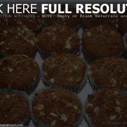 Oatmeal Banana Muffins recipe