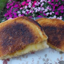 Blarney Grilled Cheese & Chutney Sandwich recipe