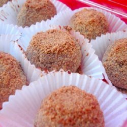 Chocolate Truffles With Liqueur recipe