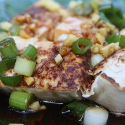 Asian Crispy Tofu Salad recipe