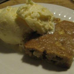 Apple Honey Bars recipe