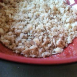 Seasoned Bread Crumbs recipe