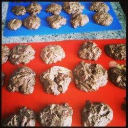 Chocolate Chip Marshmallow Cookies recipe