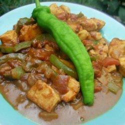 West African Chicken recipe