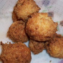 Hush Puppies (Made Easy) recipe