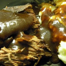 Crock Pot Coke Roast recipe