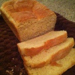 Mom's Delicious Homemade Bread recipe
