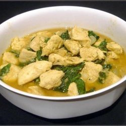 Quick and Easy Chicken Curry for 2 recipe