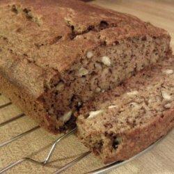 Stevia Whole Wheat Banana Bread recipe