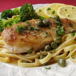 Chicken Piccata - Giada De Laurentiis recipe