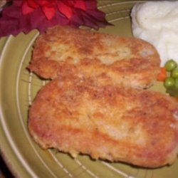 Chicken Fried Spam recipe