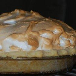 Blue Ribbon Mile High Lemon Meringue Pie recipe
