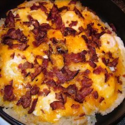 Egg, Bacon and Hash Browns Casserole recipe