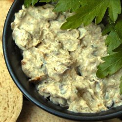 Smoked Oyster Spread recipe