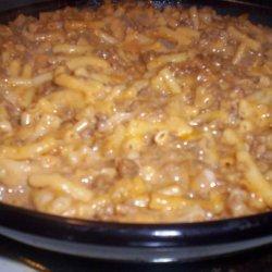 Taco Mac & Cheese recipe
