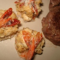 Crab Meat Stuffed Shrimp recipe