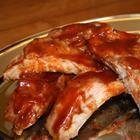 Delicious Oven Baked  Barbecue  Baby Back Ribs recipe