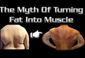 How to turn fat into muscles