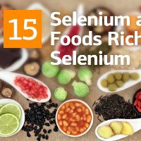 Selenium and Top 15 Foods Rich in Selenium