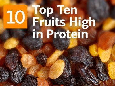 Top 10 Fruits High in Protein