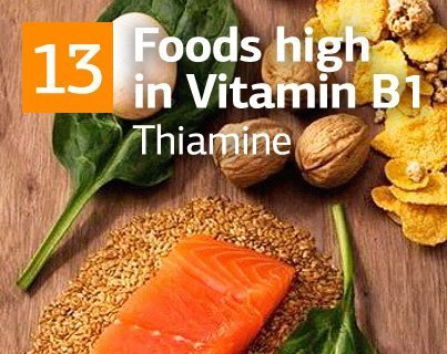What is Vitamin B1 and Top 13 Foods Richest with Vitamin B1 (Thiamine)