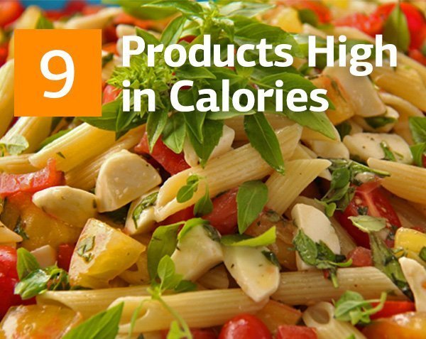 What Is a Calorie and Foods Rich in Calories