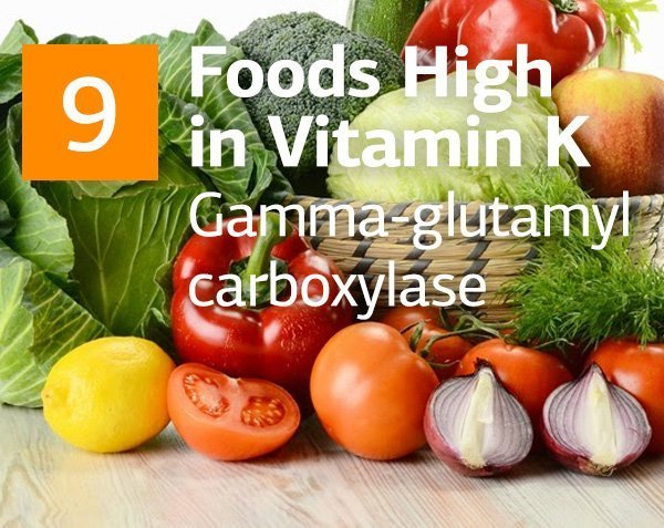 Vitamin K and Top 9 Foods High in Vitamin K