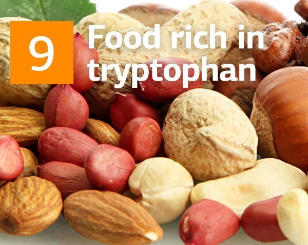 Tryptophan and Foods High in Tryptophan