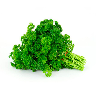 PARSLEY Vitamin A info