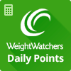 Weight watchers estimated points calculator