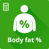 Body fat prercentge calculator