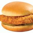 chicken patty