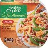 Healthy Choice cafe steamers asian inspired sweet & spicy orange zest chicken Calories