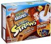 Cocoa Krispies cereal straws Calories