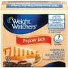 Weight Watchers cheese pepper jack Calories