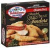 Bell & Evans chicken breast tenders breaded Calories