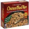 Rice Gourmet chicken fried rice Calories
