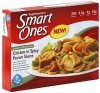 Smart Ones chicken in spicy peanut sauce Calories