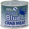 Great Blue crab meat Calories